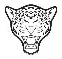 jaguar stock vector