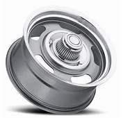 Vision Wheel 55 Rally Aluminum Wheels  SoCal Custom