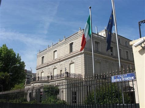 consolato italia parigi cosa fare se si perde un documento identificativo all
