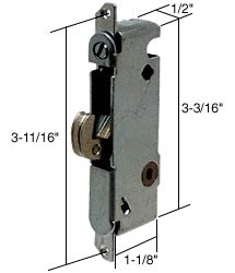 Secure Patio Doors With Locks Sliding Glass Door Locks Can Be Replaced Heres How