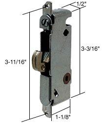 Patio Screen Door Locks Sliding Glass Door Locks Can Be Replaced Heres How