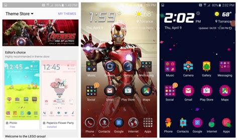 download themes for android samsung galaxy s4 13 things every samsung galaxy s6 owner should do