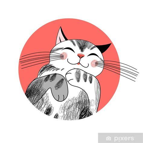 Papiers Peints Graphiques by Papier Peint Graphiques Cat Pixers 174 Nous Vivons Pour