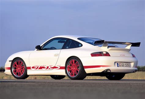 2003 porsche 911 gt3 rs 996 specifications photo price information rating