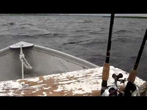 12 foot jon boat in ocean rough seas for a 12ft jon boat how to make do everything