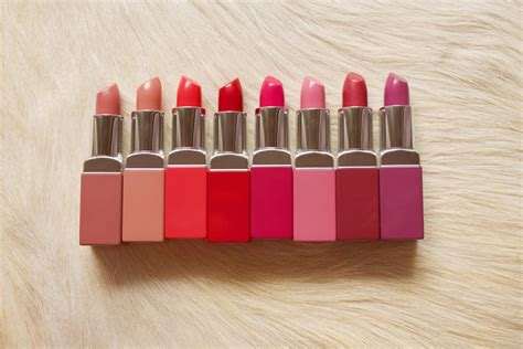 Lipsticks Clinique clinique s new lipsticks are surprisingly bold and won t