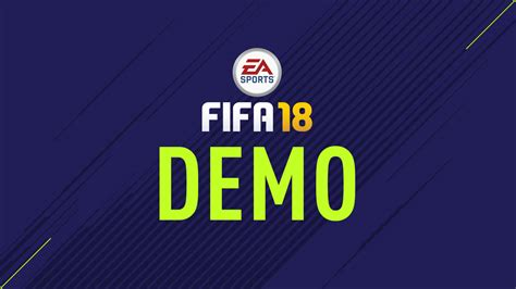 Pcx 2018 Fif by Fifa 18 Demo Fifplay