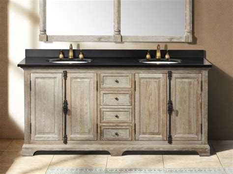 72 Inch Vanity Tops For Bathrooms by Rustic Bathrooms Farmhouse Vanity 72 Inch Driftwood Grey