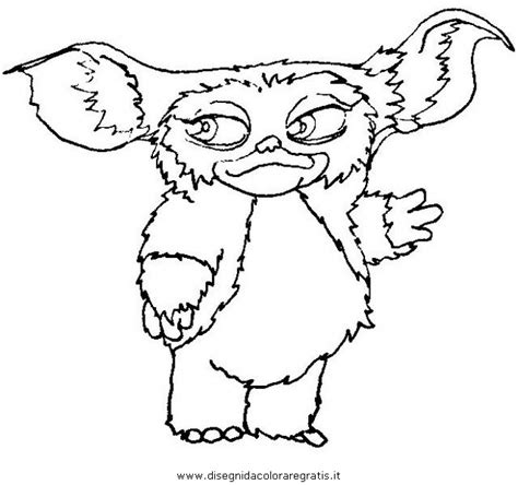 Free Coloring Pages Of Gremlin Cars 2 Gremlins Coloring Pages