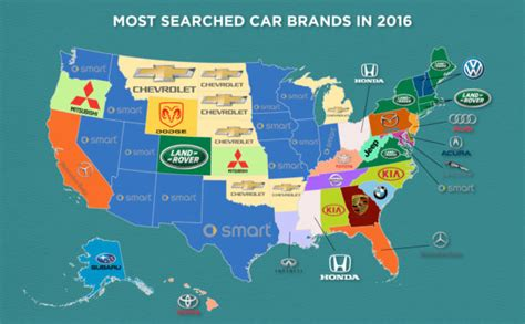 most overly googled thing in each state 2016 from harambe to pizzagate al com the most searched car brand in each state info carnivore