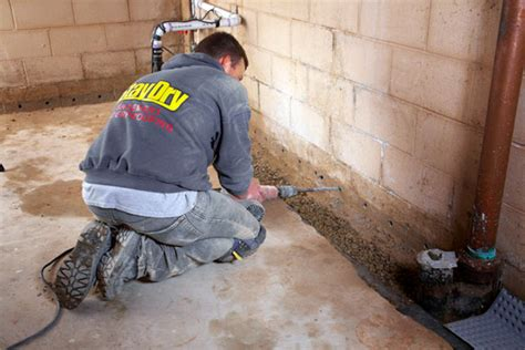 drains basements drain basement solutions