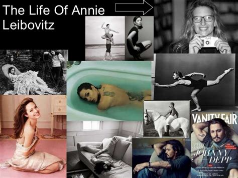 the life of annie leibovitz the life of annie leibovitz
