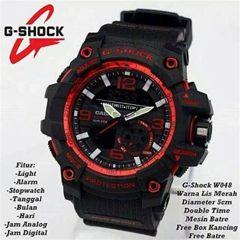 Jam Tangan G Shock Dualtime 7 turun harga jam tangan pria g shock dualtime gk001 gshock