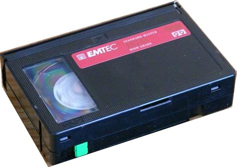 cassette vhs c and equipment museum dvd conversions