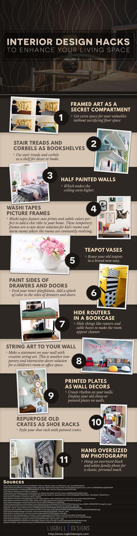 home design hacks interior design hacks to enhance your living space