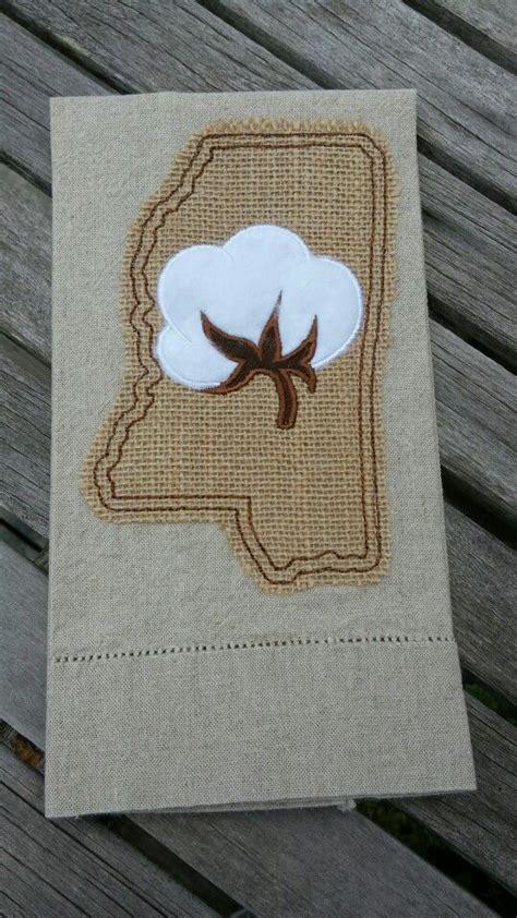 bol l design mississippi cotton boll towel mississippi alabama