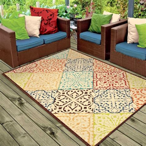 Outdoor Patio Rug Rugs Area Rugs Outdoor Rugs Indoor Outdoor Rugs Outdoor Carpet Rug Sale New Ebay