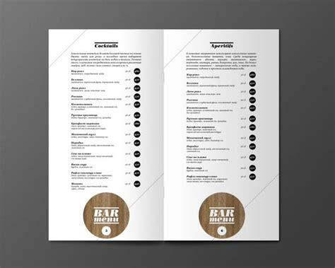 menu design with photos 45 inspiring exles of restaurant menu designs jayce