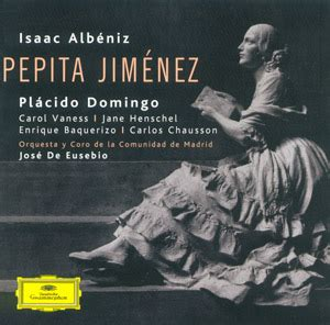 pepita jimenez zarzuela cd reviews 62