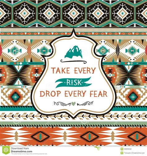 tribal pattern with quotes native quotes quotesgram