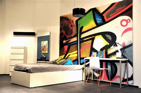 graffiti art home decor 18 gorgeous graffiti wall interior inspirations