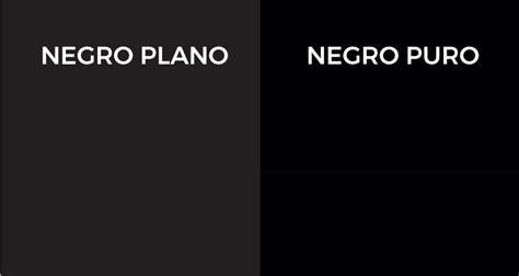 imagenes en puro negro negro plano y negro puro el blog de la imprenta online