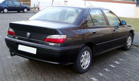 Peugeot 406 Wiki File Peugeot 406 Rear 20080110 Jpg