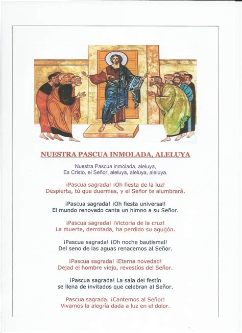 himno pascua 2016 nuvel estatal himno pascua 2016 nuvel estatal noticias varias parroquia