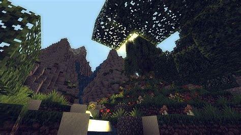 mushroom island cathedral custom terrain minecraft