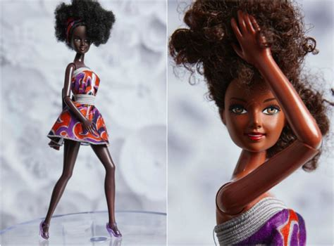 Hair Color And Style Doll Black by This Model Is Black Dolls With Hair To Make