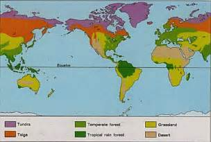 World Map Of Biomes by Pics Photos Desert Biome Map
