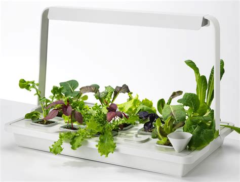 ikea garden kit ikea moves into indoor gardening with hydroponic kit
