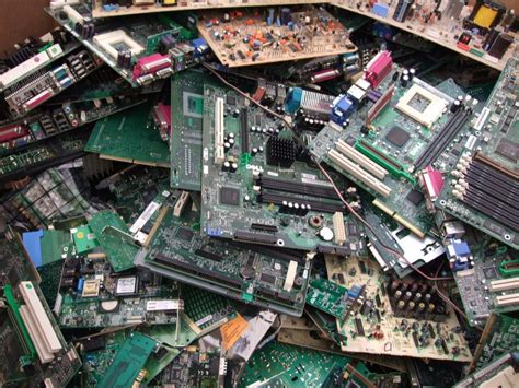 electronic waste laptop recycle