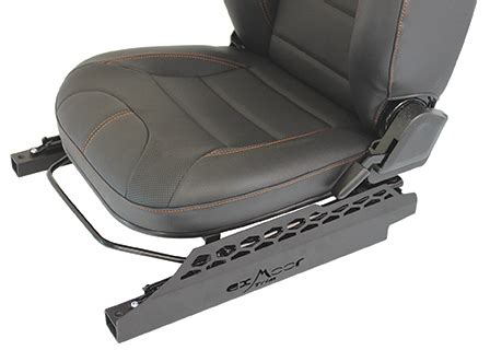 seat risers for land rover defender from exmoor trim