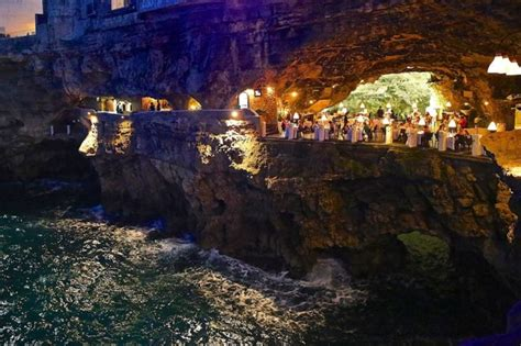 hotel ristorante grotta palazzese restaurant built inside this italian cave might be the