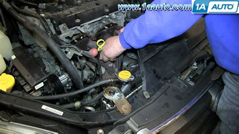 how to install replace exhaust manifold and catalytic