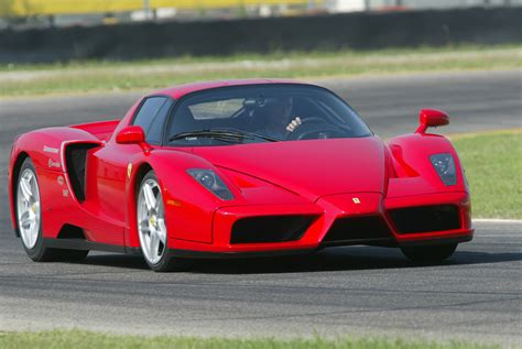 rare ferrari enzo exotic and muscle cars most expensive cars in the world