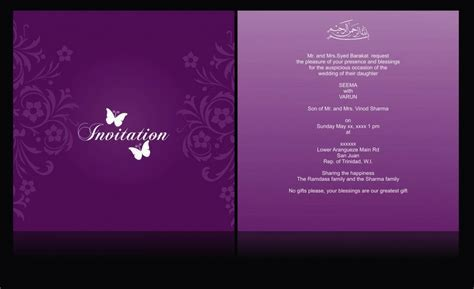 31 Barat Invitation, Shadi Card In Hindi Wwwimgkidcom The