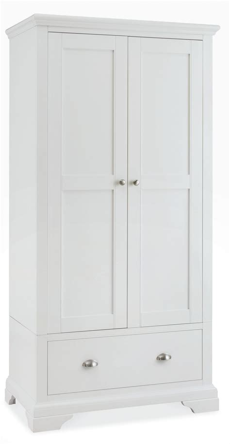 White Wardrobe Traditional Wardrobe House Of Fraser