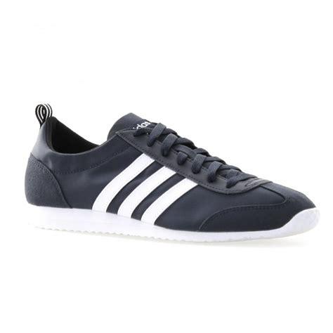 adidas jog adidas neo mens vs jog 416 trainers navy white mens