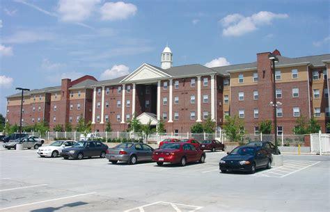 student housing in atlanta heritage commons at clark atlanta university the preston partnership