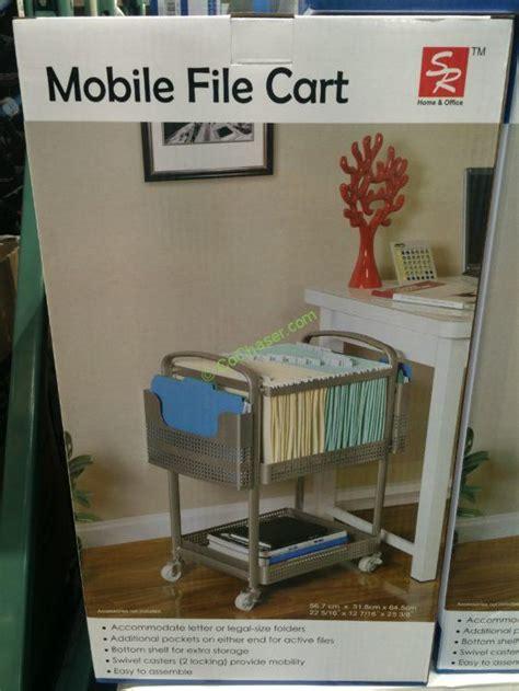 international mobili costco 999298 sunrising international mobile file cart box