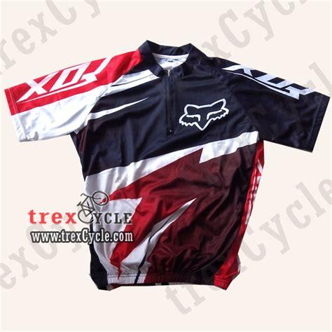 Sepaket Jersey Downhill Dengan Celananya toko baju jersey sepeda jual jersey downhill fox dan jersey sepeda murah fox2 xc white