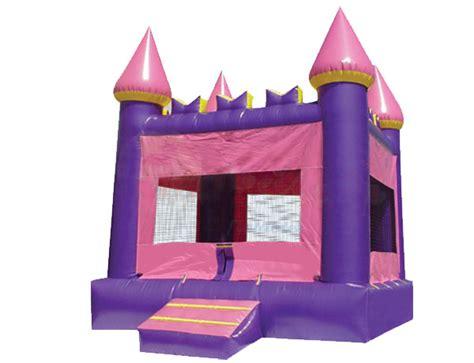 princess bounce house rental princess pink castle bouncehouse kicks and giggles usa the premiere inflatable
