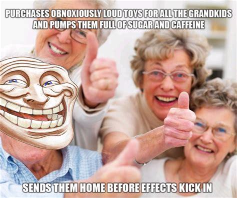 Grandparents Meme - funny quotes about grandparents memes