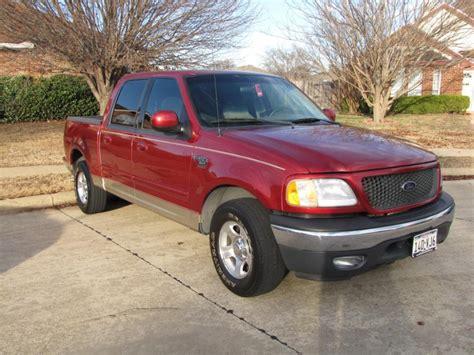 ford f150 for sale dallas 2001 f 150 supercrew xlt for sale dallas area ford f150