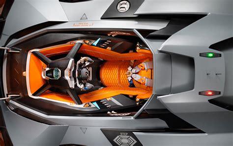 New Lamborghini 2014 Egoista 2014 Lamborghini Egoista Concept Machinespider