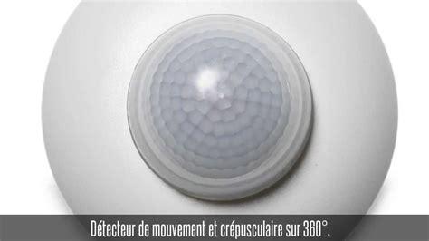 Le Led Detecteur De Mouvement 3712 by D 233 Tecteur De Mouvement Et Cr 233 Pusculaire 360 176 3 D 233 Tecteurs