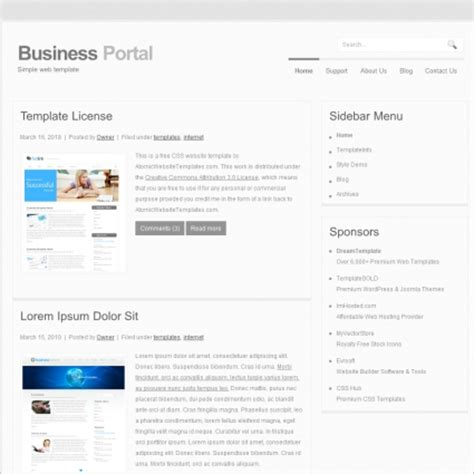 intranet templates free employee intranet portal images