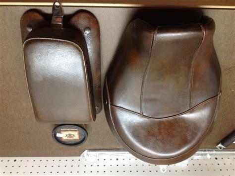 harley davidson distressed brown leather seat and passenger pillion harley davidson forums